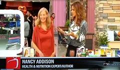 Nancy Addison Healthy School lunches