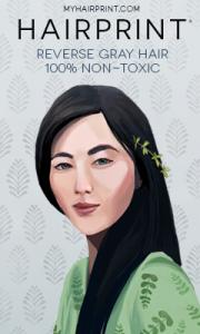 hairprint, non-toxic hair color